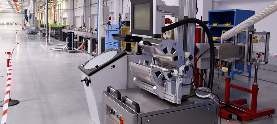 Automation: Industrial processing